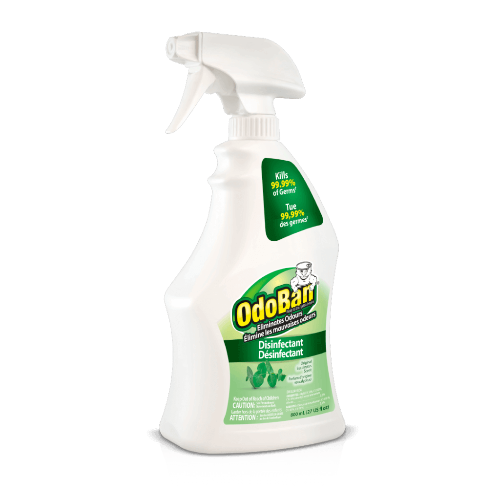 OdoBan Eucalyptus Ready-to-Use Spray